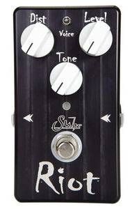 Suhr Riot Distortion Limited Edition Black