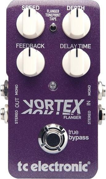 TC Electronic Vortex Flanger TonePrint Series