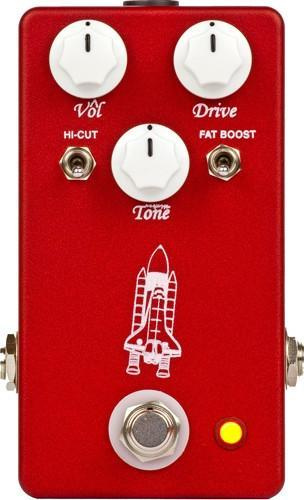 Throne Room Pedals Atlantis Overdrive