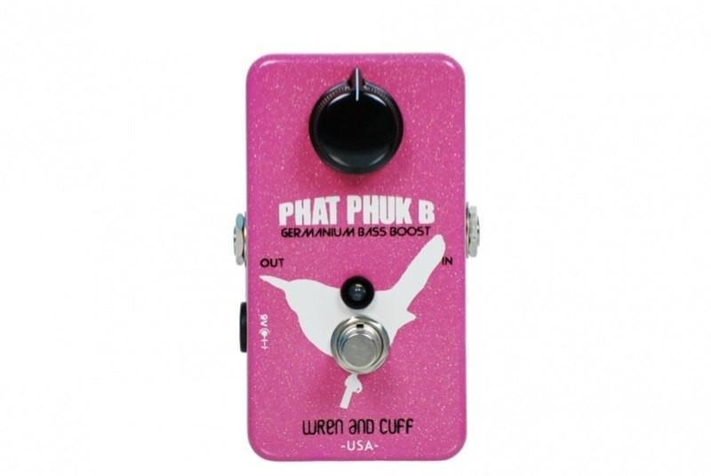 Wren and Cuff The Phat Phuk - B