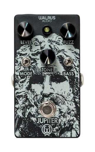 Walrus Audio Jupiter Fuzz Black Friday