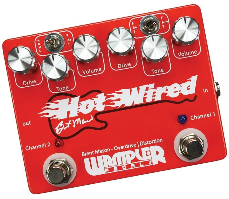 Wampler Hot Wired Overdrive v1