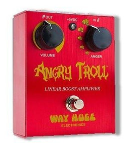 Way Huge Angry Troll Linear Booster Amplifier
