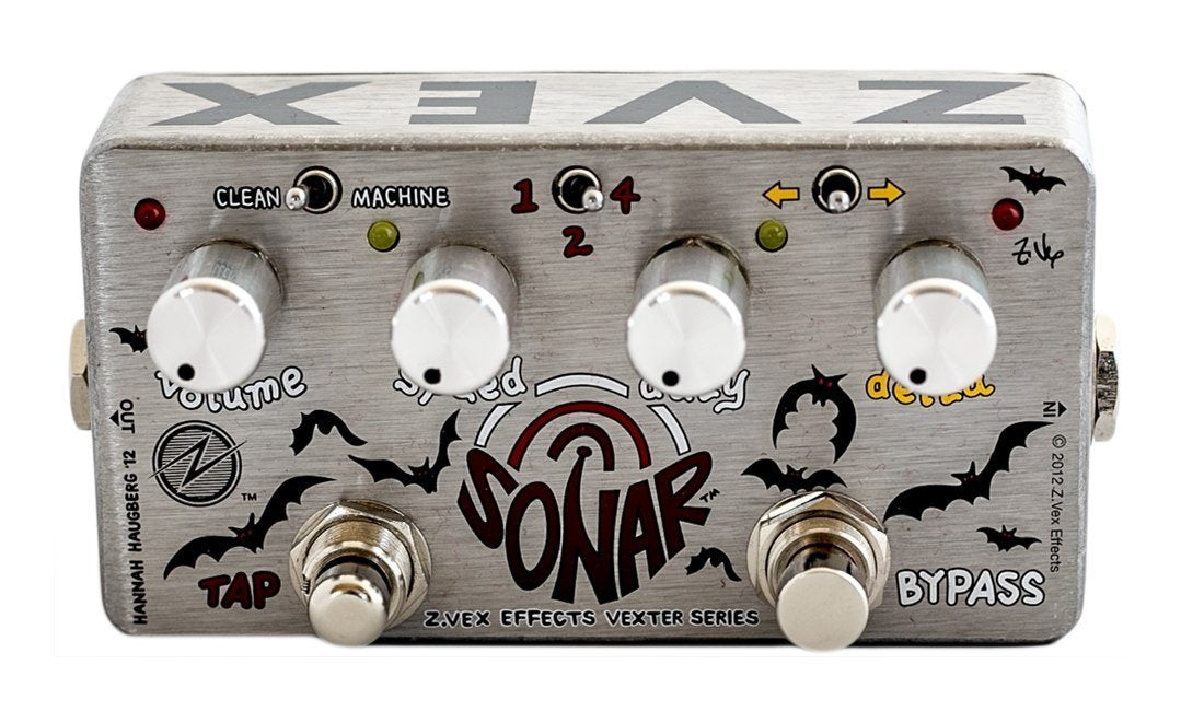 ZVEX EFFECTS Vexter Sonar Tremolo