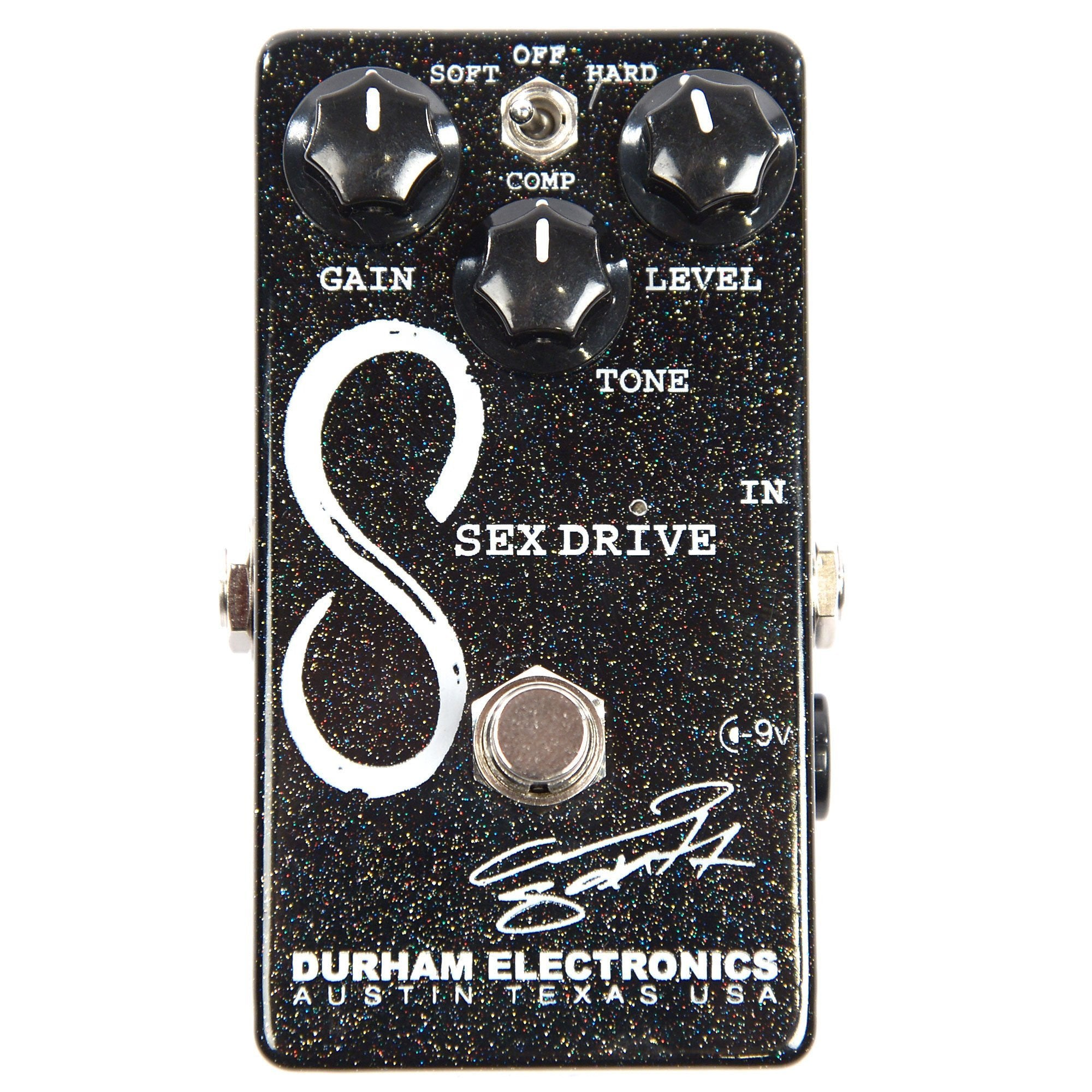 Durham Electronics Sex Drive Boost Pedal