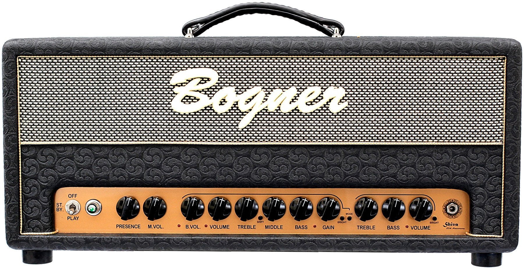 Bogner Amplification 20th Anniversary Shiva Head with KT88s