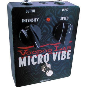 Voodoo Labs MicroVibe Pedal