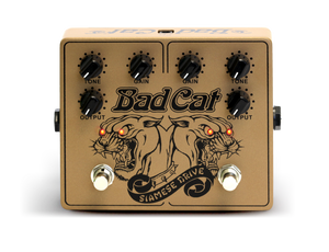 Bad Cat Amps Siamese Drive
