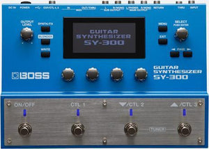 Boss SY-300 Guitar Synth