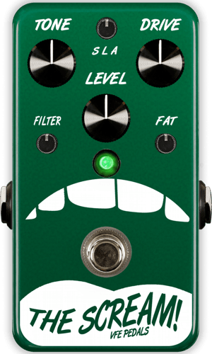 VFE Pedals The Scream - Classic Overdrive