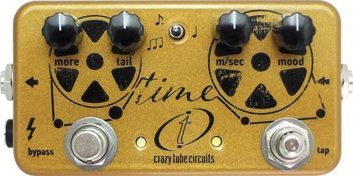 Crazy Tube Circuits Time Delay MK III