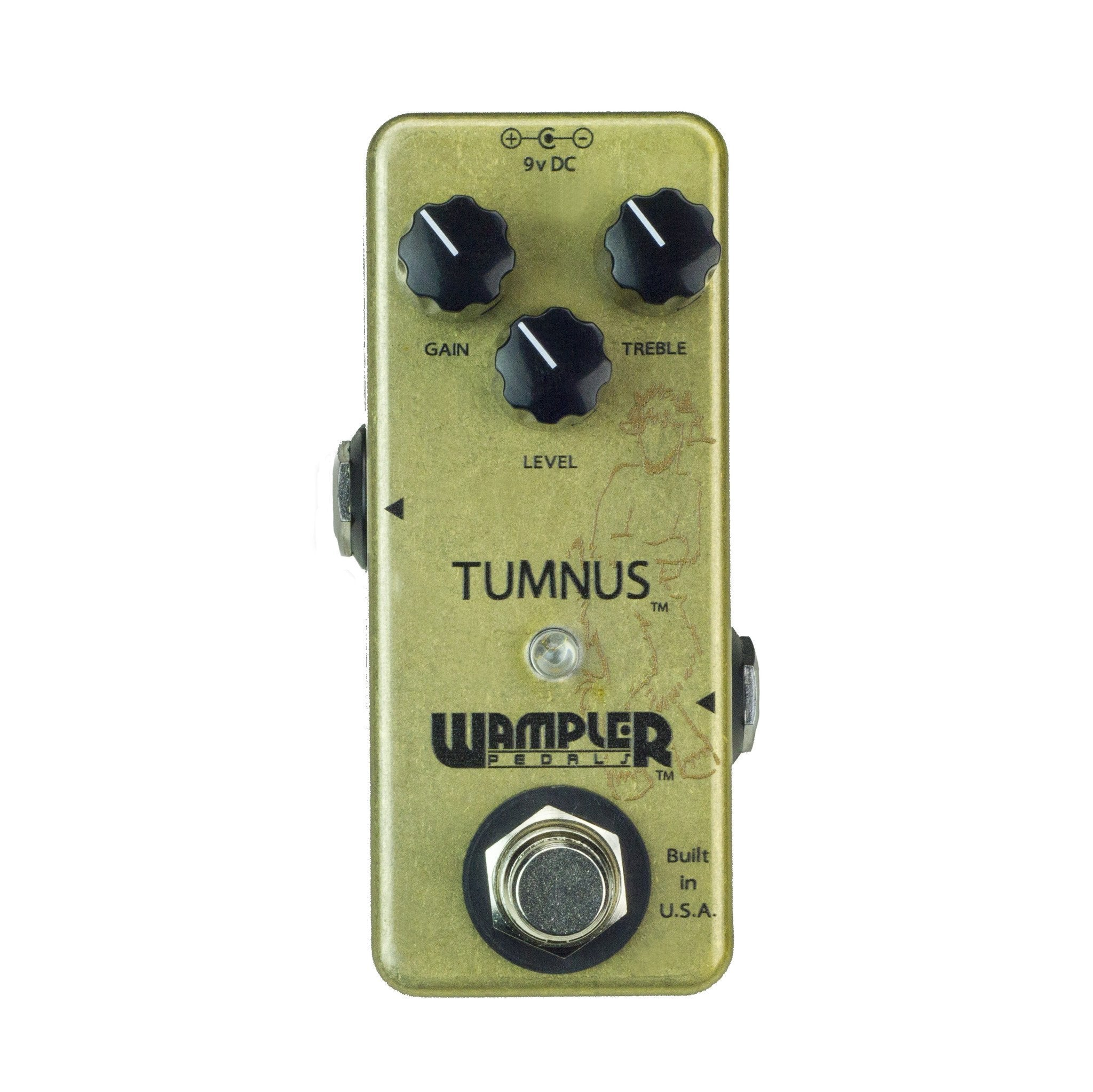 Wampler Pedals The Tumnus