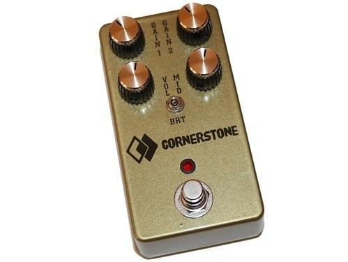 Diamond Cornerstone Overdrive