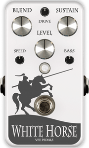 VFE PEDALS White Horse - Optical Compressor