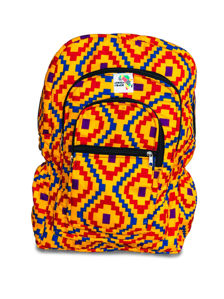 Red & Blue Shock Full Size Backpack