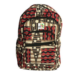 Could It Be Retro 4 Full Size Backpack