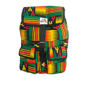 Rasta Vibes Backpack