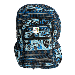 All Blues Full Size Backpack