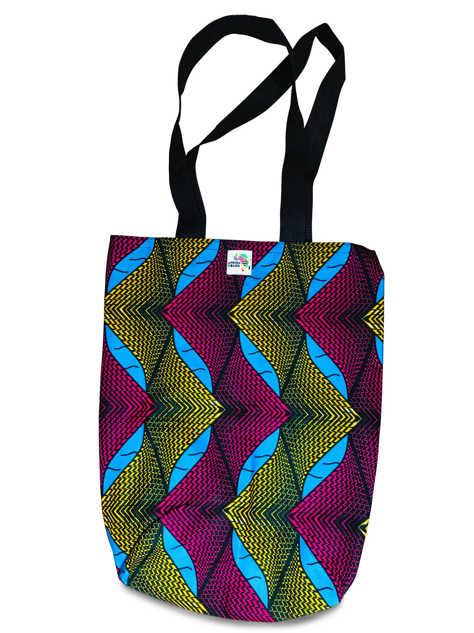 Purple Rivers HDL Tote Bag