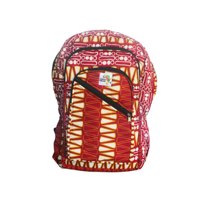 Hint of Gold Full Size Backpack