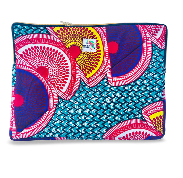 "17"" Slices Laptop Sleeve"