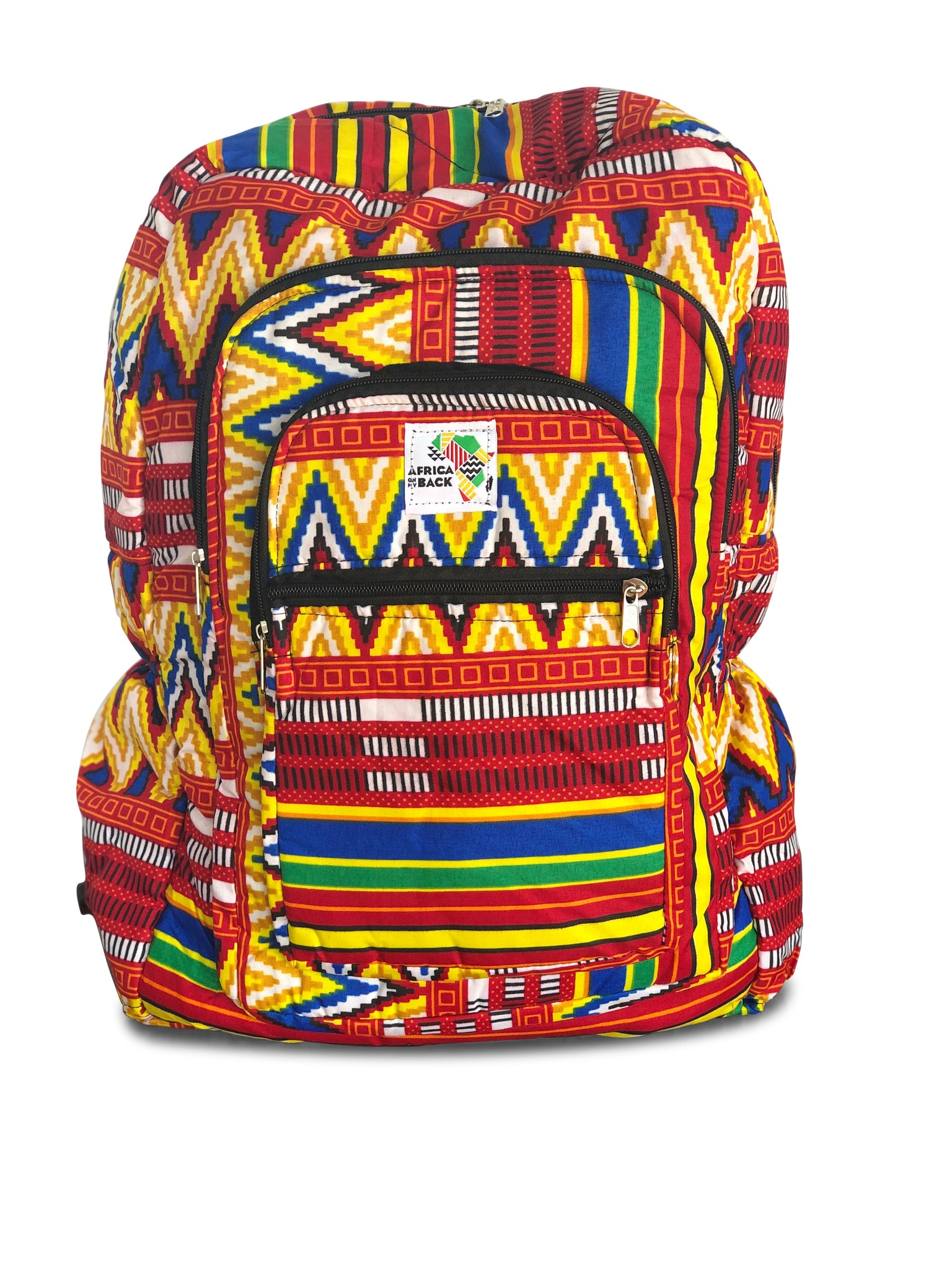 Native Red Full Size Backpacks