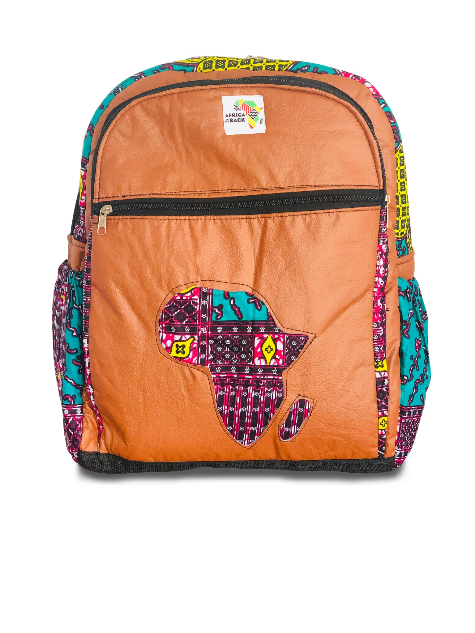 Limited Edition Africa Full Size Backpack (It's A Different 1)