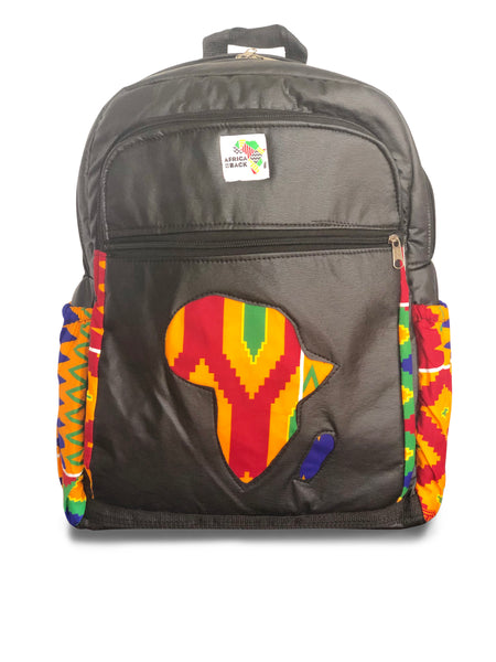 Limited Edition Africa Full Size Backpack (Fiya)