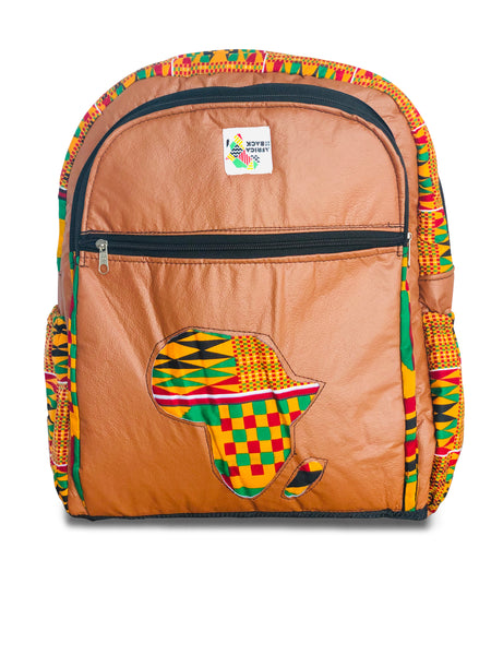 Limited Edition Africa Full Size Backpack (Traditional)