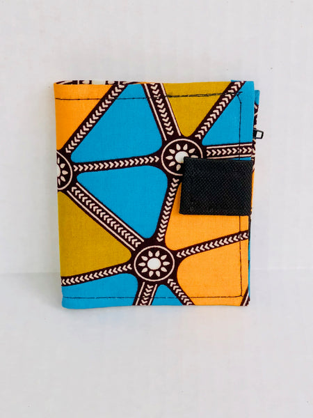 Wallet - Colorful Ten - Africa On My Back Backpack