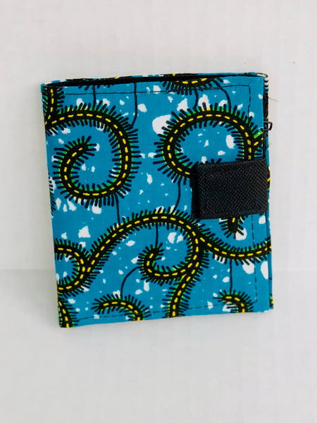 Wallet - Colorful Eight - Africa On My Back Backpack