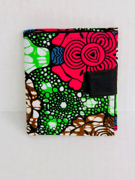 Wallet - Colorful Seven - Africa On My Back Backpack