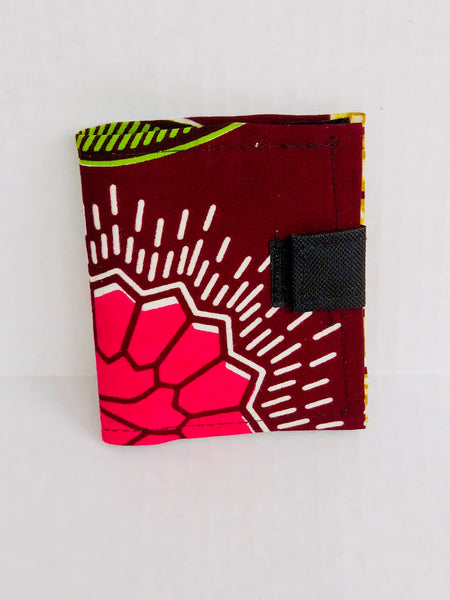 Wallet - Colorful Five - Africa On My Back Backpack