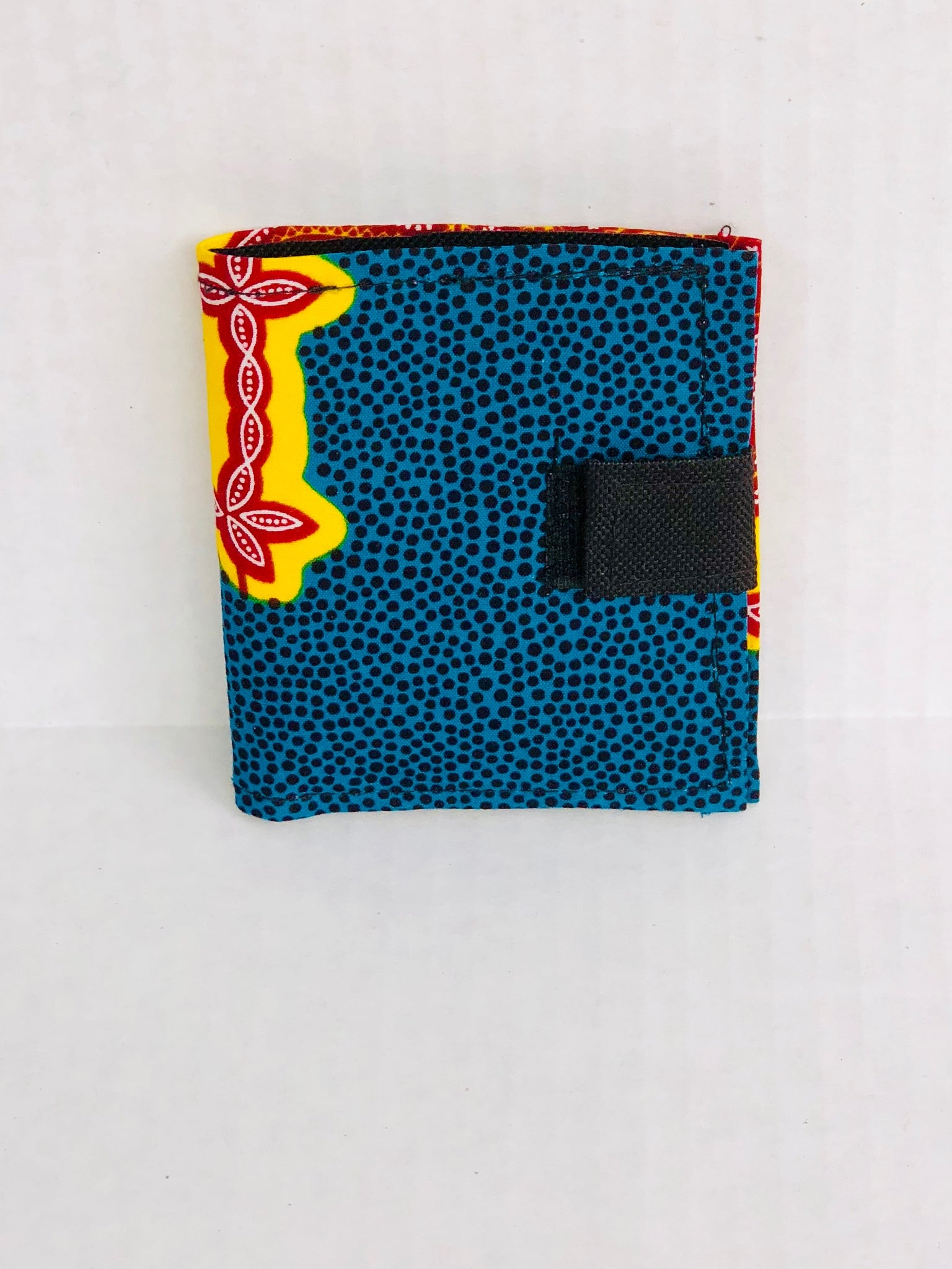 Wallet - Colorful Four - Africa On My Back Backpack