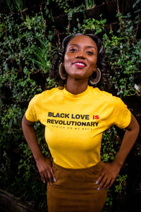 Black Love Is Revolutionary T-Shirt