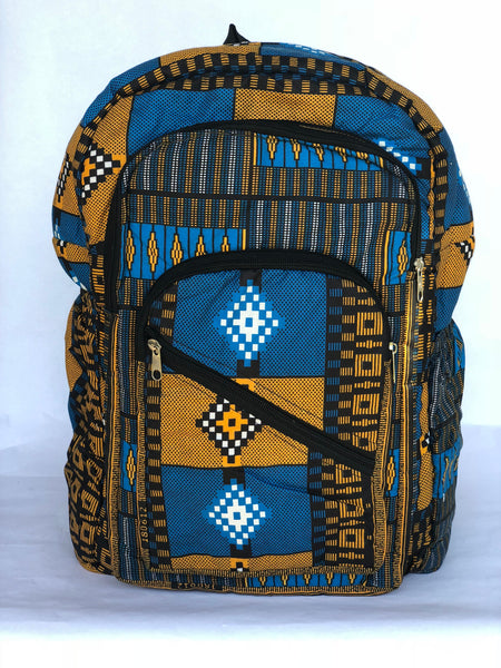 It's Different 8 - Africa On My Back Backpack