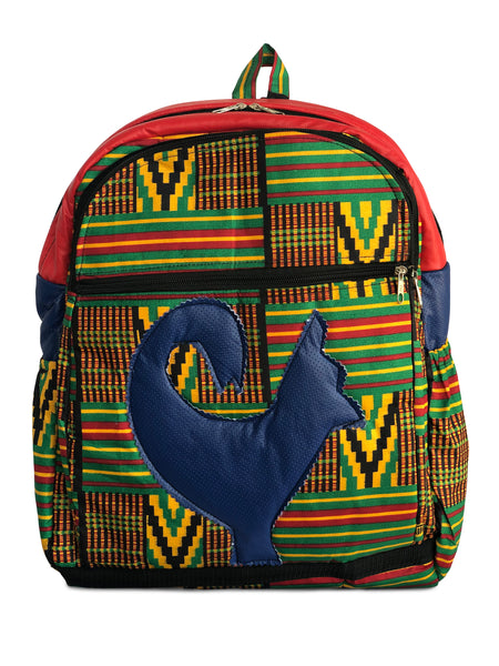 Black History Limited Edition Sankofa Blue & Red