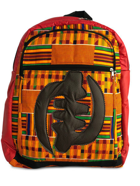 Black History Limited Edition Gye Nyame (Traditional Brown and Red)
