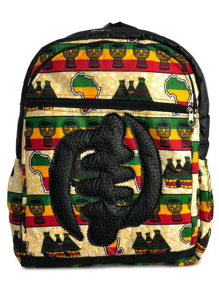 Black History Limited Edition Gye Nyame (Village and Drums Black)