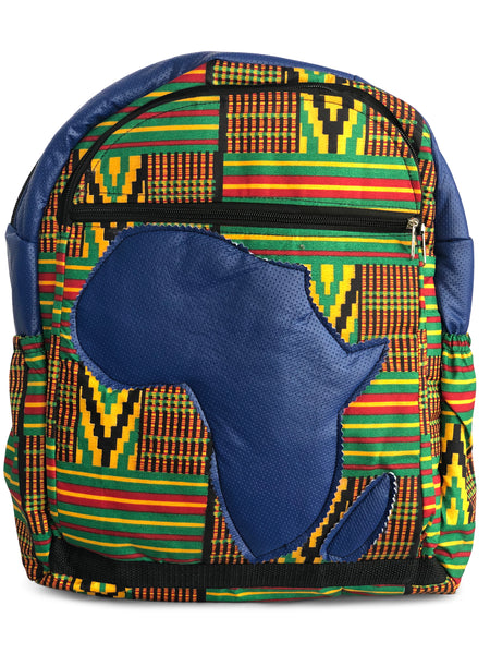 Black History Limited Edition Africa Blue & Green