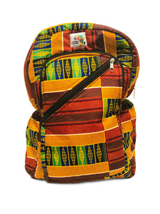 Spears Mid Size Backpack - Africa On My Back Backpack