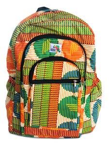 Could It Be Retro - Africa On My Back Backpack