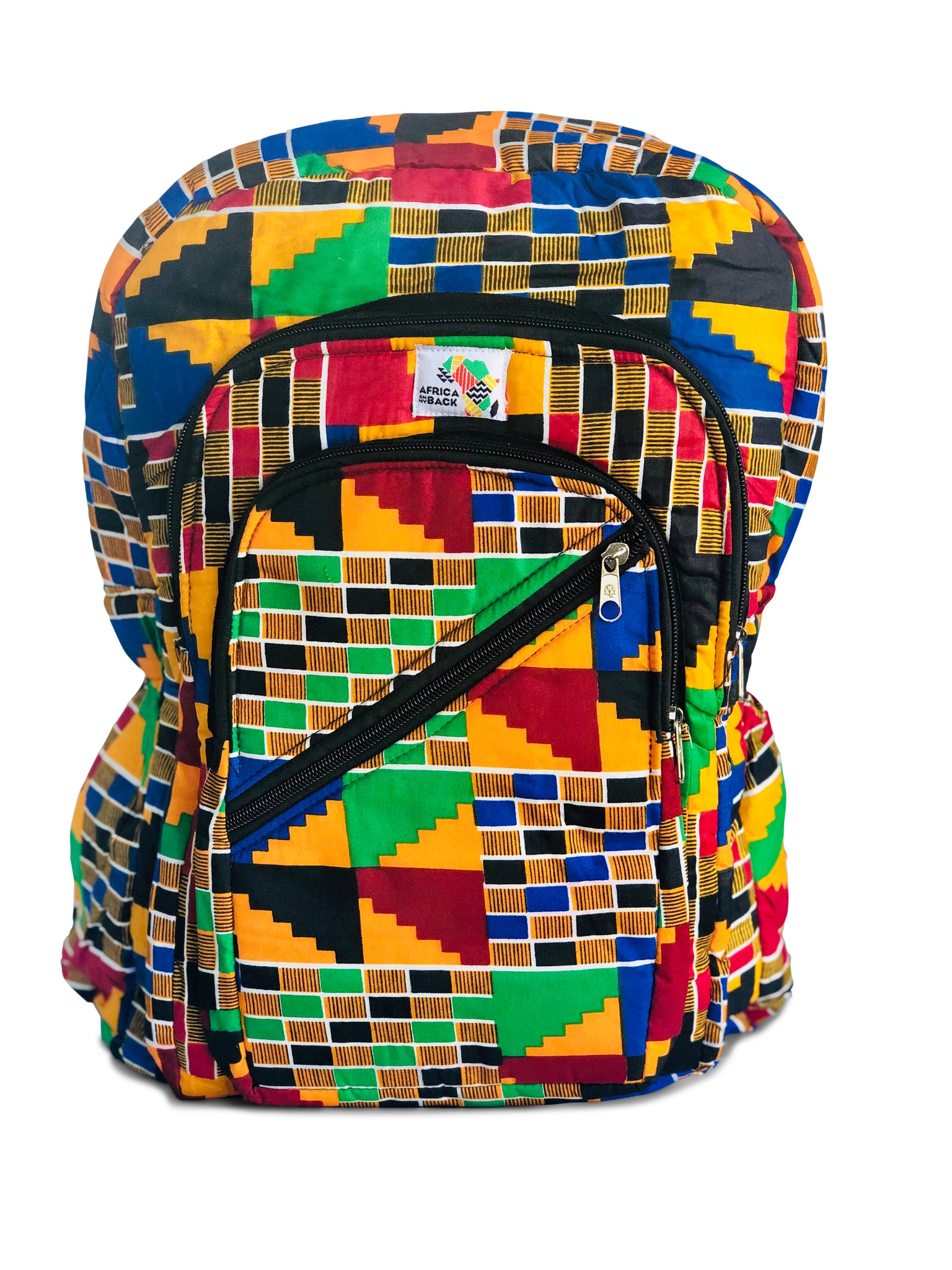 Cameron Israel - Africa On My Back Backpack