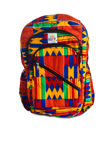 Coloring Box Full Size Backpack