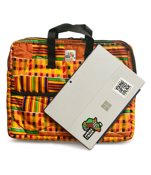 Laptop Case - Traditional