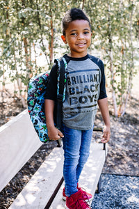 Brilliant Black Boys T-Shirt