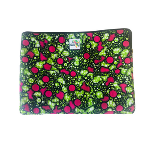 Pink & Green  Laptop Accessory