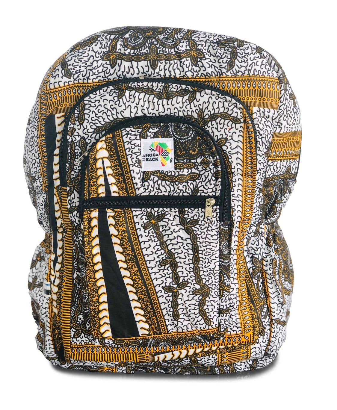 Gold Pieces Full Size Backpack