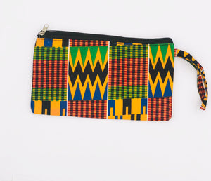 Queen Mother Clutch Wristlet