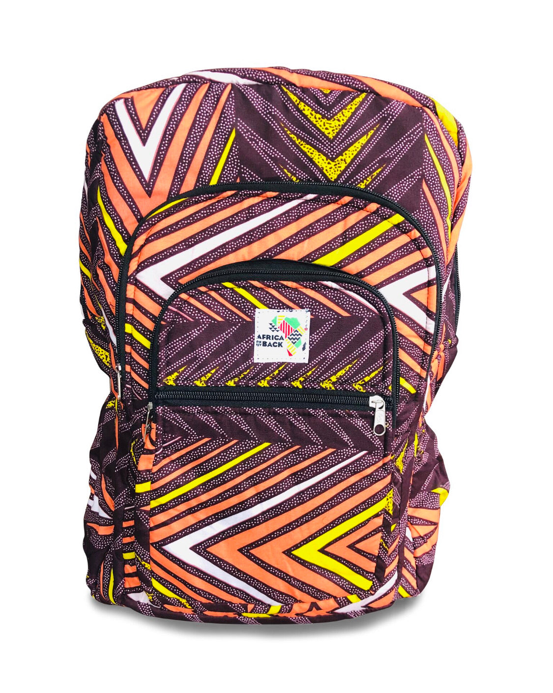 Retro Waves Full Size Backpack